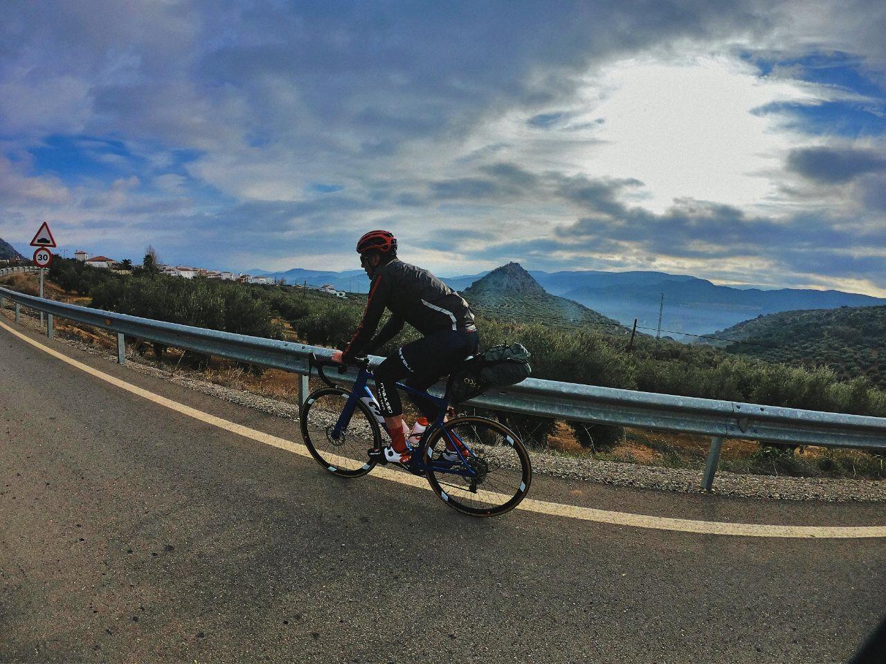 Fin de semana de bikepacking Conociendo la Subbética